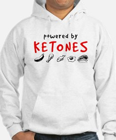 Powered By Ketones Hoodie