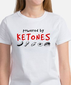 Powered By Ketones Tee