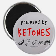 Powered By Ketones Magnet
