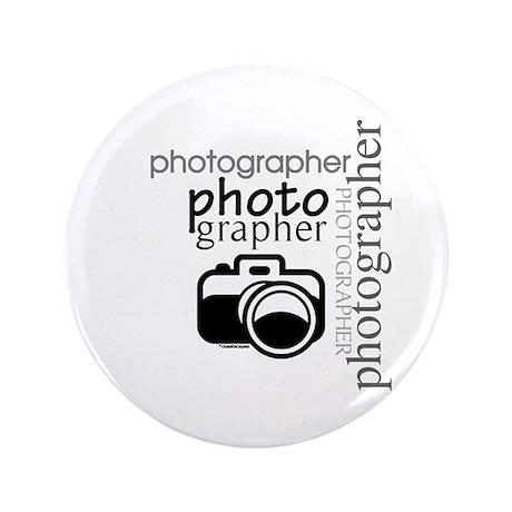 "Photographer 3.5"" Button"