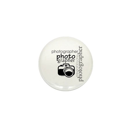 Photographer Mini Button (100 pack)