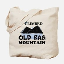I Climbed Old Rag Mountain Tote Bag