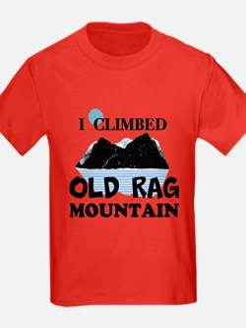 I Climbed Old Rag Mountain T