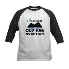 I Climbed Old Rag Mountain Tee