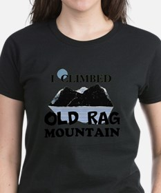 I Climbed Old Rag Mountain Tee