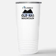 I Climbed Old Rag Mountain Travel Mug