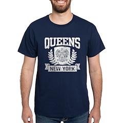 Queens NY Polish T-Shirt