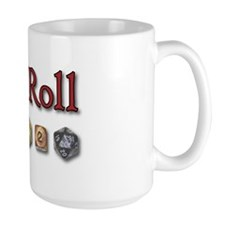 Born to Roll Mug