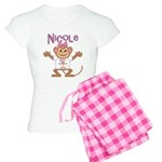Little Monkey Nicole Women's Light Pajamas