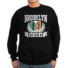 Brooklyn NY Irish Sweatshirt