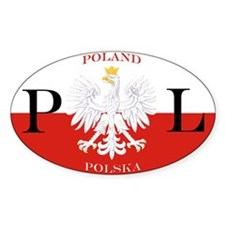 Poland/Polska Decal