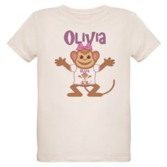 Little Monkey Olivia T-Shirt