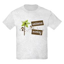 Mischievous Monkey T-Shirt