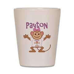 Little Monkey Payton Shot Glass