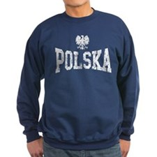 Polska White Eagle Sweatshirt
