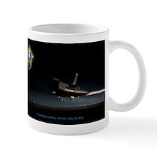 Final Flight Landing Mug