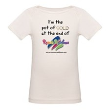 Pot of Gold, for our little t Organic Baby T-Shirt