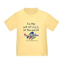 Pot of Gold Toddler T-Shirt