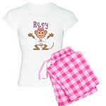Little Monkey Riley Women's Light Pajamas