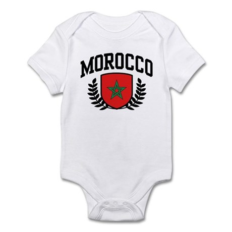 Morocco Infant Bodysuit