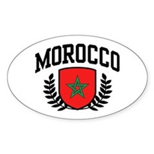 Morocco Decal