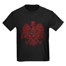 Poland Ink Red Eagle T