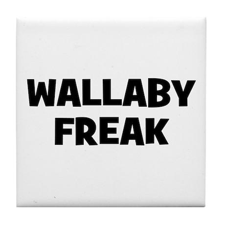 Wallaby Freak Tile Coaster