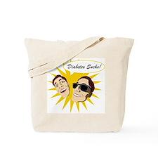 Advertisement Tote Bag