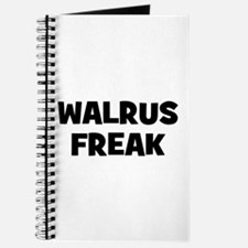 Walrus Freak Journal