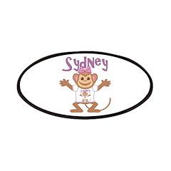 Little Monkey Sydney Patches