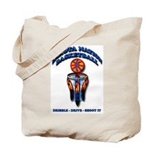 Lakota Nation Basketball Tote Bag