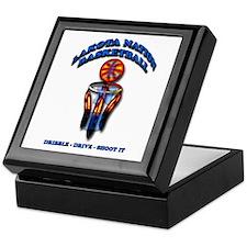 Lakota Nation Basketball Keepsake Box