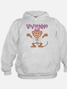Little Monkey Vivienne Hoodie