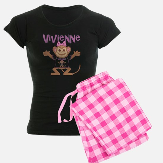 Little Monkey Vivienne Pajamas