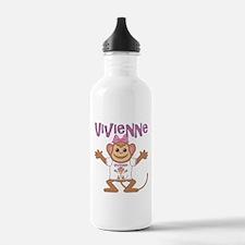 Little Monkey Vivienne Water Bottle