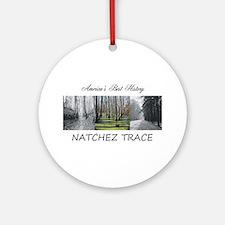 ABH Natchez Trace Round Ornament