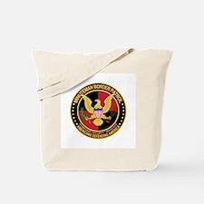 Alien Minuteman Border Patrol Tote Bag