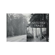 ABH Natchez Trace Rectangle Magnet