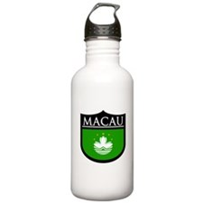 Macau Patch Water Bottle