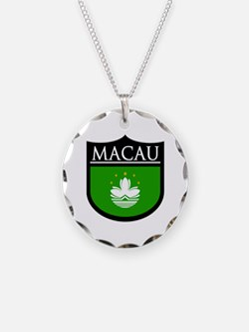Macau Patch Necklace