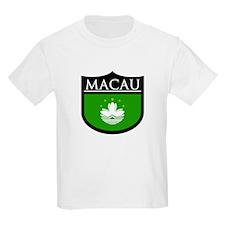 Macau Patch T-Shirt