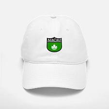 Macau Patch Baseball Baseball Cap