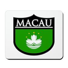 Macau Patch Mousepad