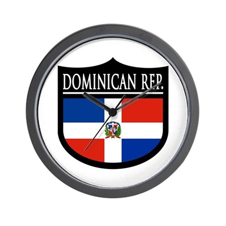 Dominican Rep. - Wall Clock