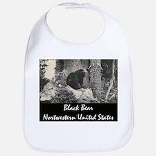 American Black Bear Bib