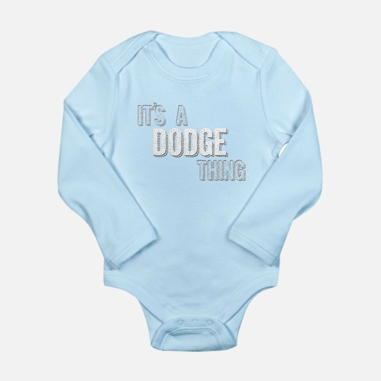 Its A Dodge Thing Body Suit