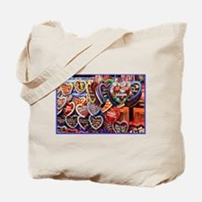 German Lebkuchen Oktoberfest Tote Bag