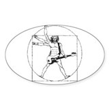 Vitruvian man 10 Pack