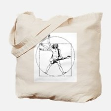 Leonardo Rocks! Tote Bag