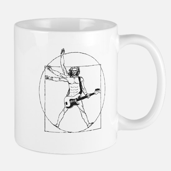 Leonardo Rocks! Mug